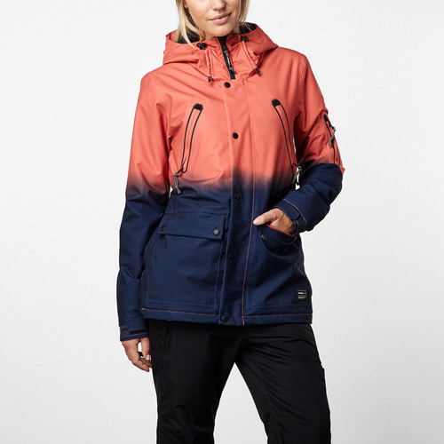 ONEILL J/J ELEVATION JACKET Brunt Sienna 오닐 여자 보드복 자켓