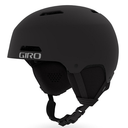 1819 GIRO LEDGE MATT BLACK 지로 렛지 헬멧