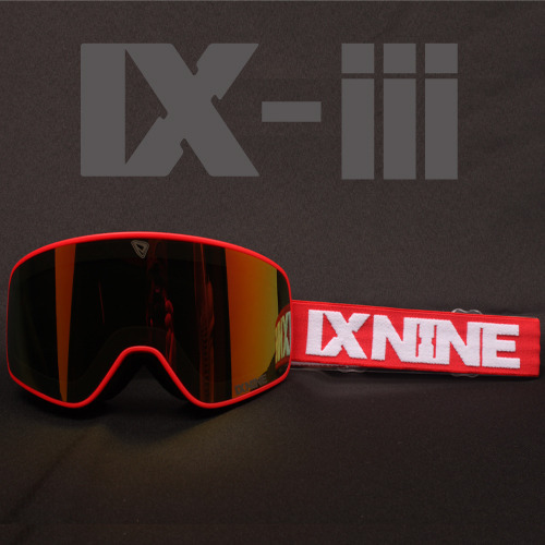 특가세일 IXNINE IX-3 VIBRANT RED GREY RED